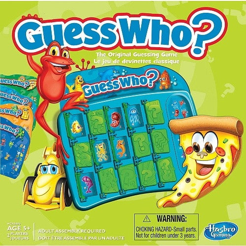 Guess Who - 401 Games
