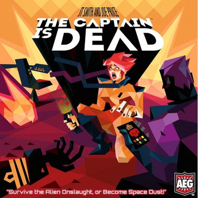 Buy The Captain is Dead and more Great Board Games Products at 401 Games