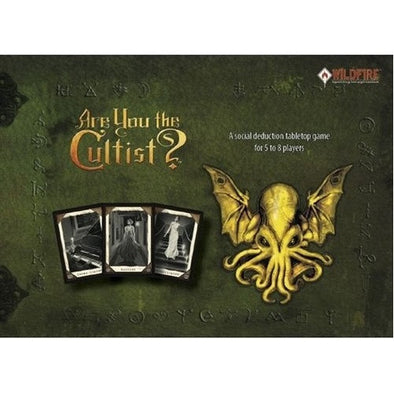 Buy Are You The Cultist? Intrigue Edition and more Great Board Games Products at 401 Games