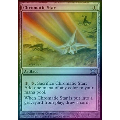 Chromatic Star (Foil) - 401 Games