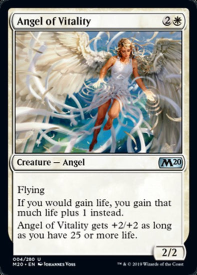 Angel of Vitality (M20) - 401 Games