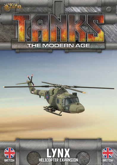 Buy Tanks - Modern Age - British - Lynx and more Great Tabletop Wargames Products at 401 Games