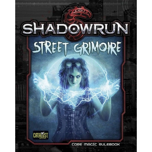 Shadowrun 5th Edition - Street Grimoire - Softcover - 401 Games