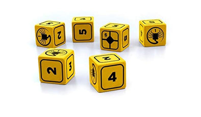 Alien RPG - Stress Dice - 401 Games
