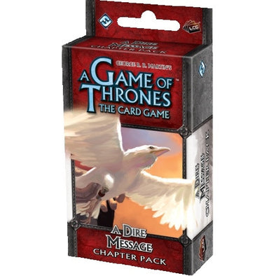 Game of Thrones Living Card Game - A Dire Message - 401 Games