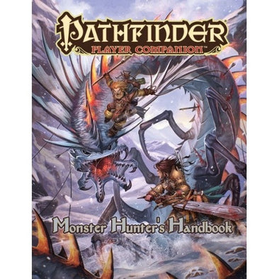Pathfinder - Player Companion - Monster Hunter's Handbook - 401 Games