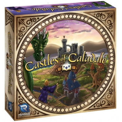 Castles of Caladale available at 401 Games Canada