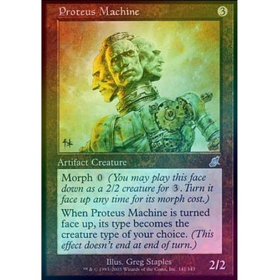 Proteus Machine (Foil)