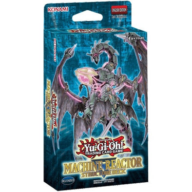 Yugioh - Machine Reactor Structure Deck - 401 Games