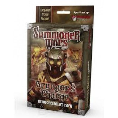 Summoner Wars - Grungors Charge - 401 Games