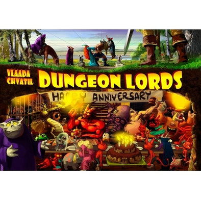 Dungeon Lords - Happy Anniversary - 401 Games