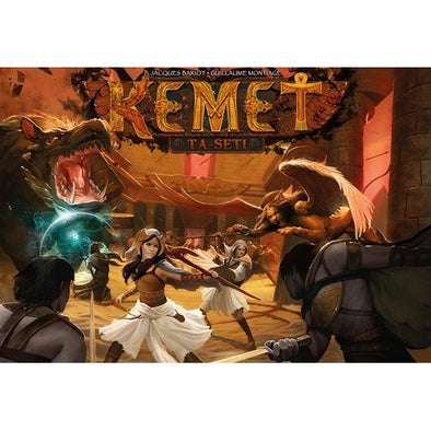 Kemet - Ta-Seti Expansion - 401 Games