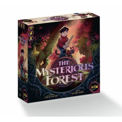 The Mysterious Forest - 401 Games