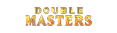 MTG - Double Masters - Booster Pack (Pre-Order: August 7, 2020)