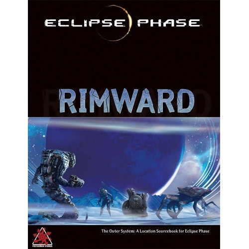 Eclipse Phase - Rimward: The Outer System available at 401 Games Canada