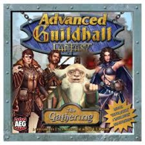 Guildhall Fantasy - The Gathering - 401 Games