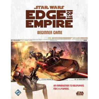 Star Wars: Edge of the Empire - Beginner Box - 401 Games
