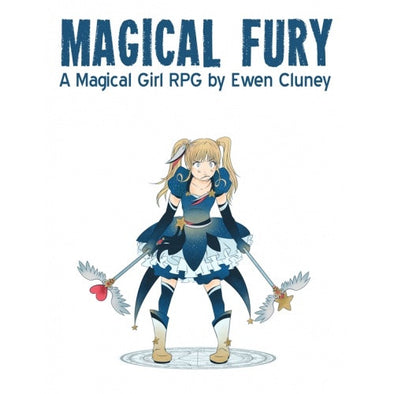 Apocalypse - Magical Fury: A Magical Girl RPG - Core Rulebook - 401 Games