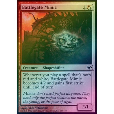 Battlegate Mimic (Foil) (EVE) available at 401 Games Canada
