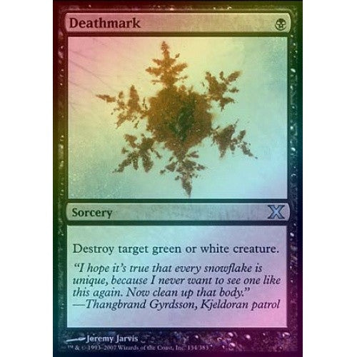 Deathmark (Foil) available at 401 Games Canada
