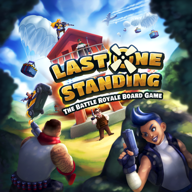Buy Last One Standing - The Battle Royale Board Game (Pre-Order) and more Great Board Games Products at 401 Games