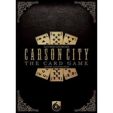 Carson City - The Card Game - 401 Games