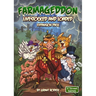 Farmageddon - Livestocked and Loaded Expansion Pack - 401 Games