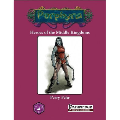 Pathfinder - Campaign Setting - Heroes of the Middle Kingdoms - 401 Games
