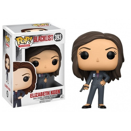 Buy Pop! Blacklist - Elizabeth Keen and more Great Funko & POP! Products at 401 Games