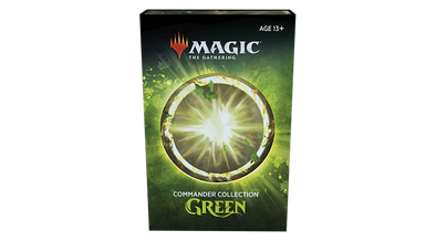 MTG - Commander Collection: Green (Pre-Order: December 4th, 2020) - 401 Games