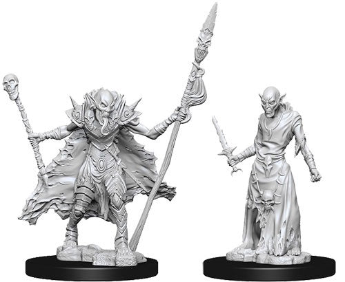 Buy Pathfinder Deep Cuts Unpainted Minis: Ghouls and more Great RPG Products at 401 Games