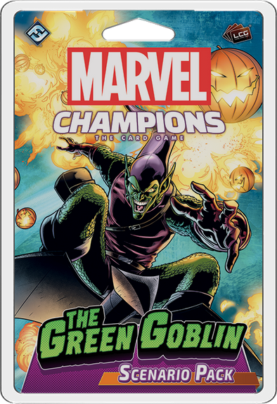 Marvel Champions - Living Card Game - The Green Goblin Scenario available at 401 Games Canada