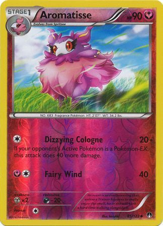Buy Aromatisse - 85/122 - Reverse Foil and more Great Pokemon Products at 401 Games