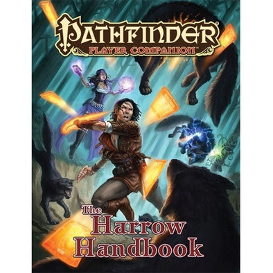 Buy Pathfinder - Player Companion - The Harrow Handbook and more Great RPG Products at 401 Games