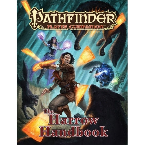 Pathfinder - Player Companion - The Harrow Handbook - 401 Games