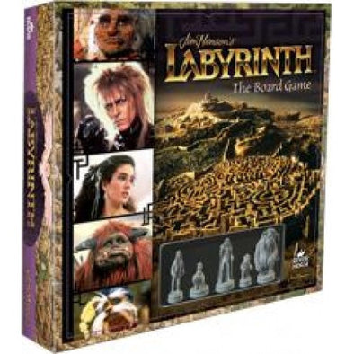 Jim Henson's Labyrinth: The Board Game - 401 Games