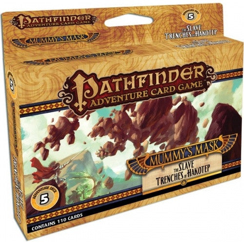 Pathfinder Adventure Card Game - Mummy's Mask - Slave Trenches of Hakotep Adventure Deck - 401 Games