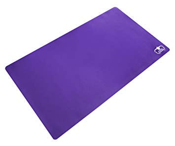 Buy Ultimate Guard - Monochrome Play Mat - Purple and more Great Sleeves & Supplies Products at 401 Games