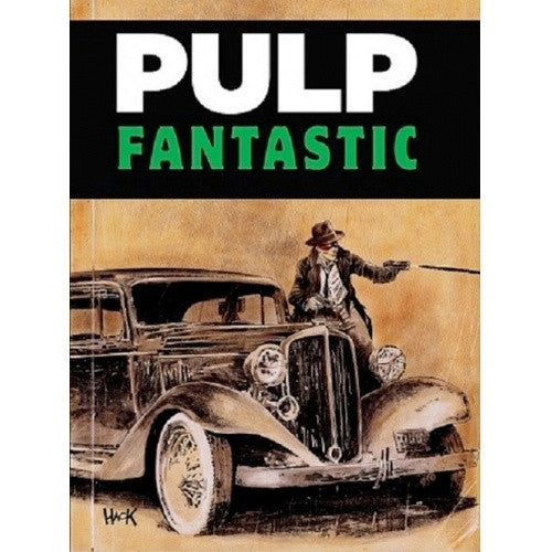Pulp Fantastic - Core Rulebook - 401 Games