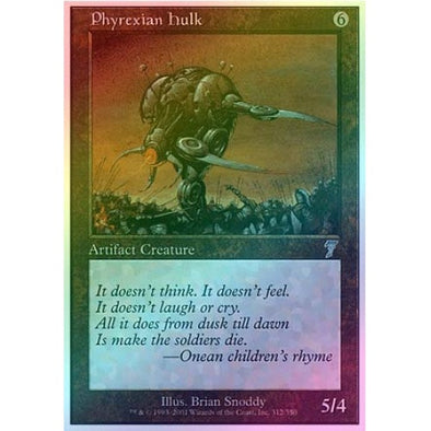 Phyrexian Hulk (Foil) available at 401 Games Canada