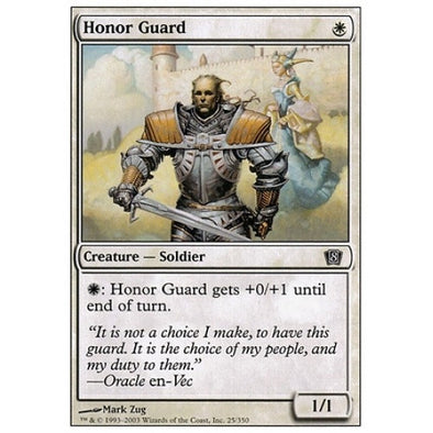 Honor Guard - 401 Games