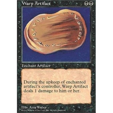 Warp Artifact - 401 Games