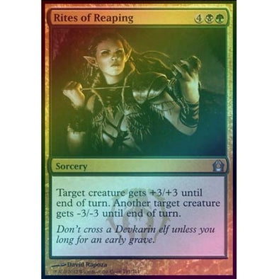 Rites of Reaping (Foil) - 401 Games