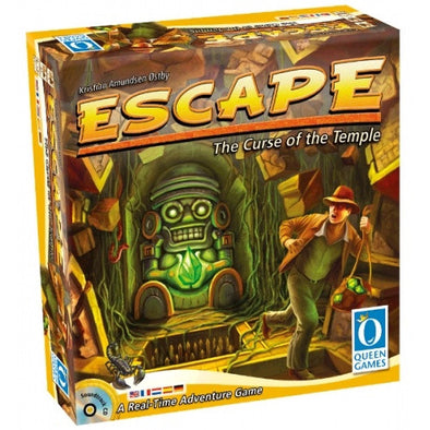 Escape: The Curse of the Temple available at 401 Games Canada