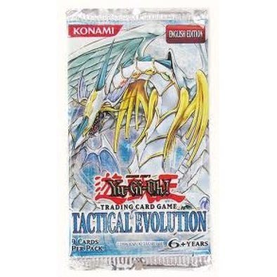 Yugioh - Tactical Evolution - Booster Pack (Unlimited) - 401 Games