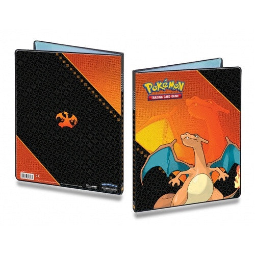 Buy Ultra Pro - Binder 9 Pocket - Pokemon - Charizard and more Great Sleeves & Supplies Products at 401 Games