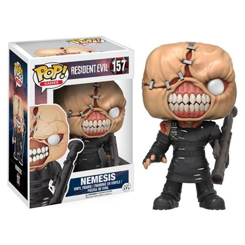 Buy Pop! Resident Evil - Nemesis and more Great Funko & POP! Products at 401 Games