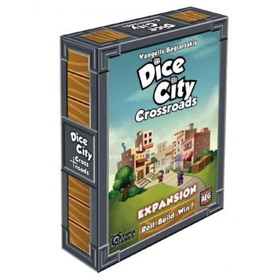 Dice City - Crossroads - 401 Games