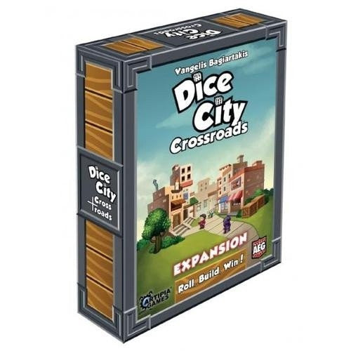 Dice City - Crossroads available at 401 Games Canada