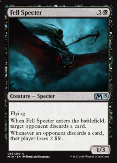 Fell Specter (M19) available at 401 Games Canada